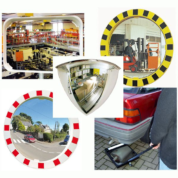 Mirrors - Security Mirrors & Safety Mirrors