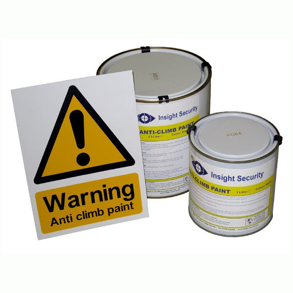 Anti Climb Paint - Security Paint