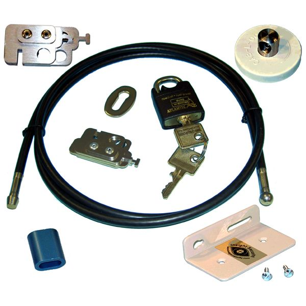 Cable Lock Components