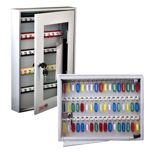 Glass Door Key Cabinets