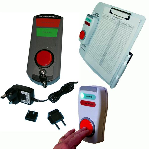 Mains & Battery Powered Selectors and Accessories