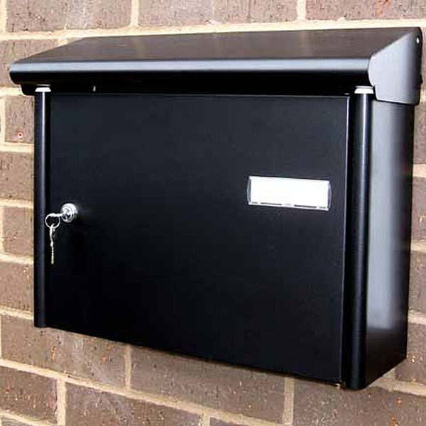 Anti Arson Mailbox - Externally Mounted