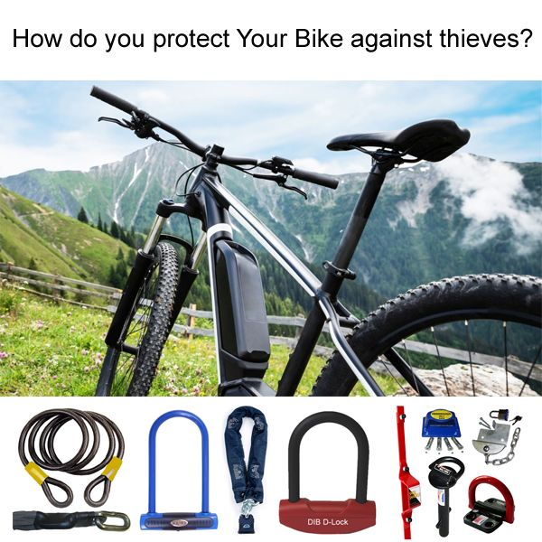 E-Bike and Bicycle Security