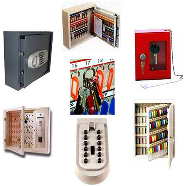 Key Management, KeySafes & Security Cabinets