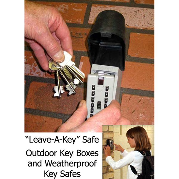 Leave A Key - Key Safes