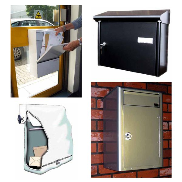 Anti Arson Letterboxes & Mailboxes