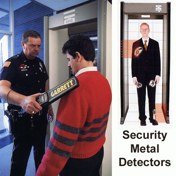 Metal Detectors (Security)