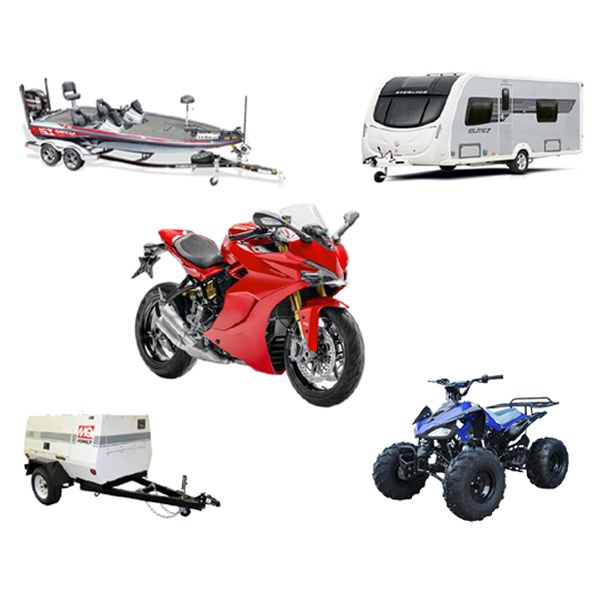 Motorcycle and Leisure Equipment Security