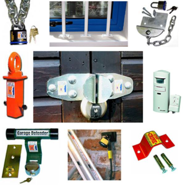 Protecting Garages, Sheds & Outhouses