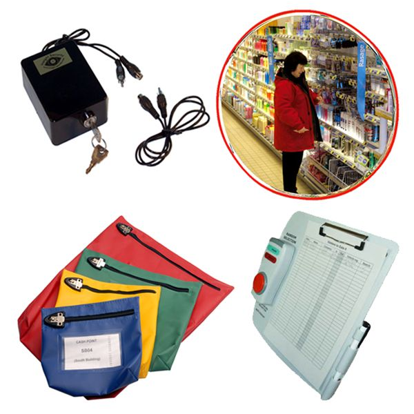 Retail Security & Cash Protection Products
