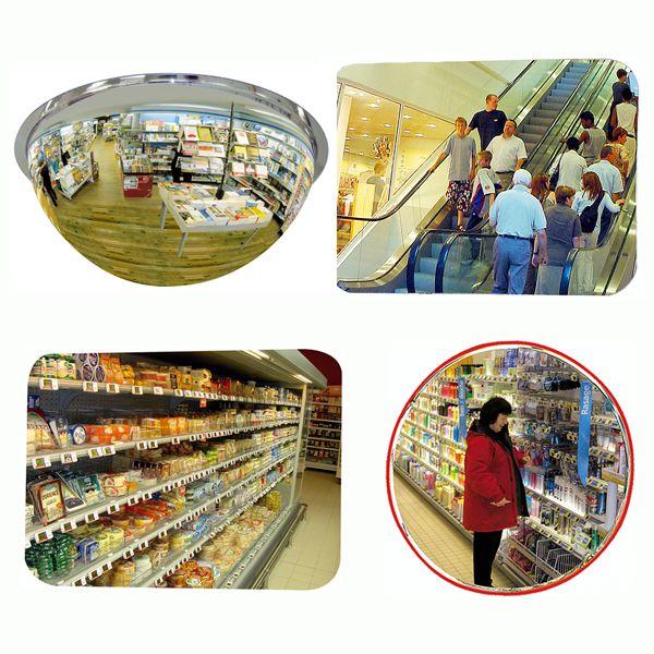 Retail Security Mirrors / Surveillance Mirrors