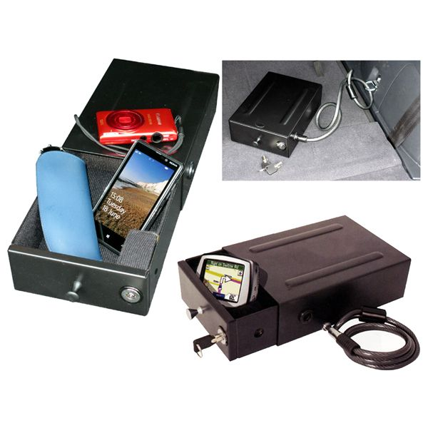 Vehicle Safes - Mobile Safes