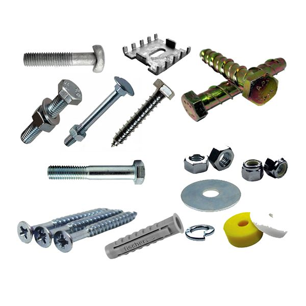 Screws, Bolts and Fasteners