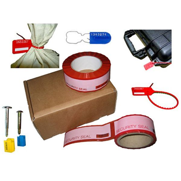 Security Seals & Ties