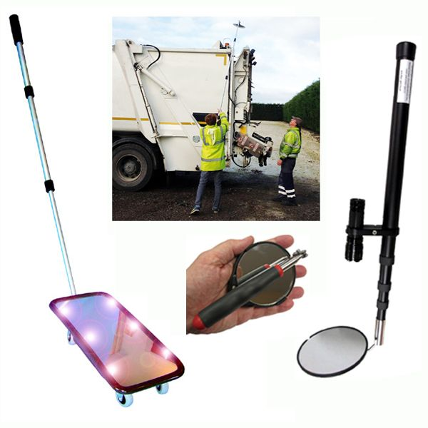 Inspection Mirrors - Search Mirrors