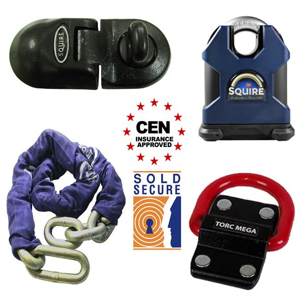 Sold Secure & CEN Products