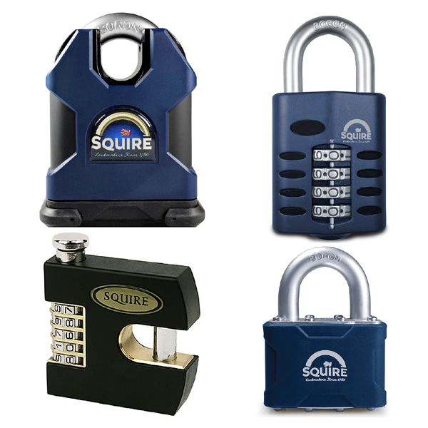 Squire Padlocks