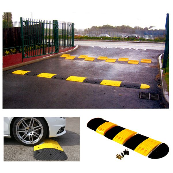 Speed Restrictor Ramps
