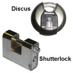 Discus & Shutter Locks