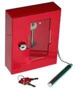Break Glass - Emergency Key Box