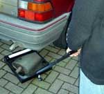 Under vehicle search mirrors,