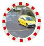 Unbreakable Traffic Safety Mirrors