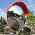 Unbreakable Convex Parking & Driveway Mirrors
