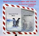 Anti Frost & Anti Condensation Mirrors (Hi Viz)