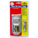 Discus Security Hasp & Staple