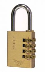 Keyless Combination Padlocks