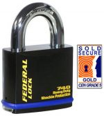 Ultra High Security Padlocks