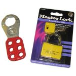 Safety Padlocks & Lockouts