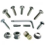 Security Screws & Fixings (all types)