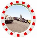 Unbreakable Traffic Safety Mirrors (HiViz)