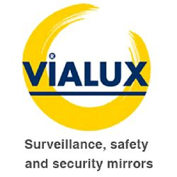 Vialux Galvanised Steel Round Post - 76mm x 3.5mtr