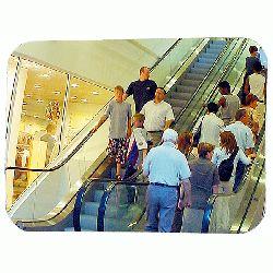 Rectangular Retail Security Mirrors - choice of sizes