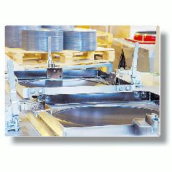 Flat Industrial Safety Mirrors Vialux PMMA - choice of sizes