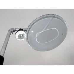 Over-under vehicle 300mm inspection mirror 3mtr telescopic handle 60 lumen light