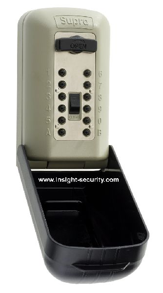 SUPRA C500 Outdoor Keysafe - Police Approved