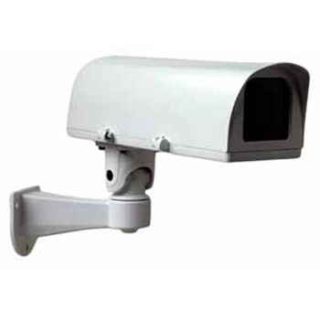 External Large Profess. Hinged Dummy Cam: 90x110x320mm / Cable Managed Bracket