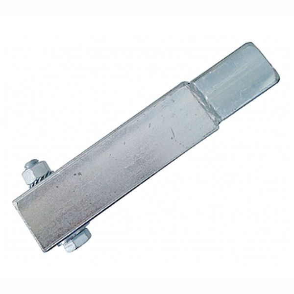 Vialux 40x40mm Mirror Fixing Extension Section