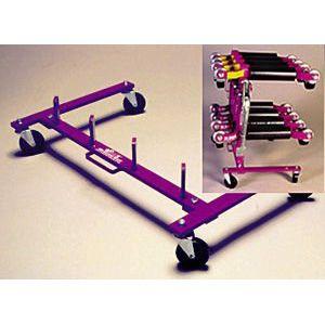 GOJAK carry rack (for 4x GOJAK 5000 or 6000 skates)