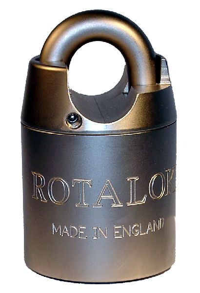 Rotalok High Security Semi-enclosed Shackle Padlock - Discontinued Ex-Display Model
