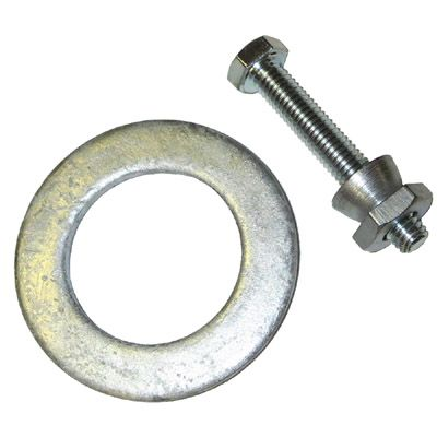 Shaft Security End Fixing Set