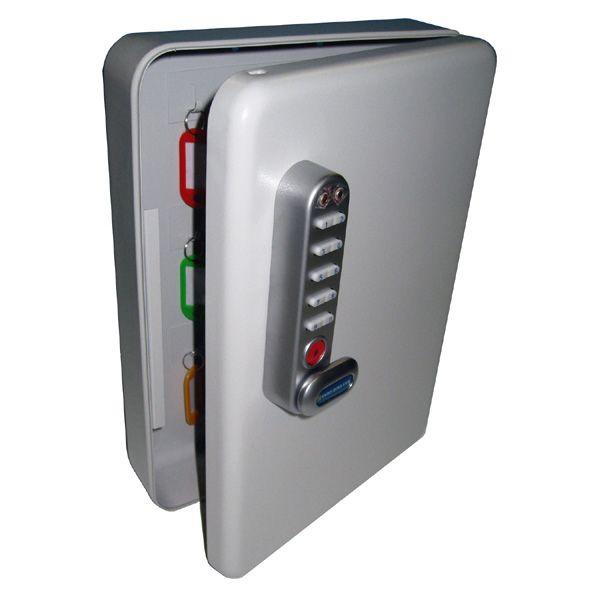 In-Key - key cabinet (30 key hooks) - with Electronic Codelock