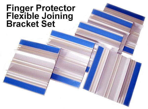 Finger Protector - anti-implosion Joining Strip - pack of 6
