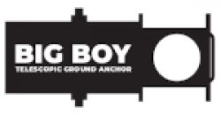 Big Boy Motorcycle Ground Anchor Available Now