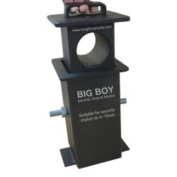 Introducing the Big Boy Ultra-Tough Ground Anchor