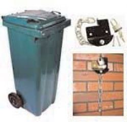 Stop Misuse of your Wheelie Bins