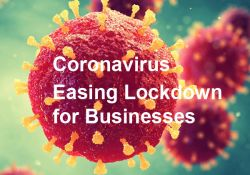Easing the Coronavirus lockdown for businesses
